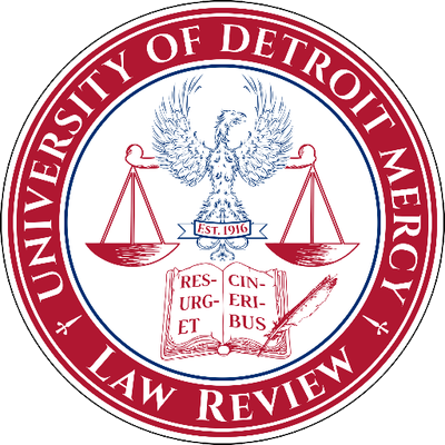 Law Review seal